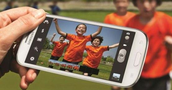 Samsung Galaxy S3 na żywo ze Spider's Web