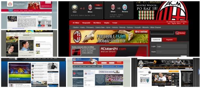 Wielka piłka w polskiej sieci (Włochy, Niemcy, Francja)