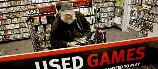 Używane gry to prawie to samo bagno, co gry z torrentów