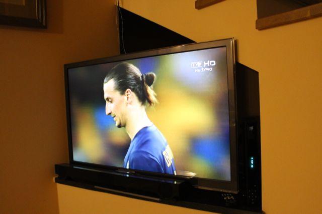 Euro 2012 w telewizji lśni w wysokiej rozdzielczości