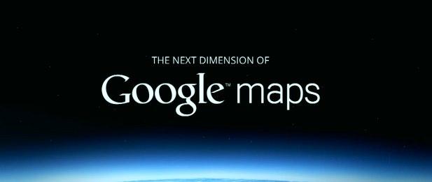 Google prezentuje nowy wymiar map, czyli w offline i w 3D