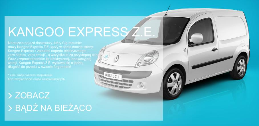Polacy kochają e-samochody, a Renault takie przygotowuje