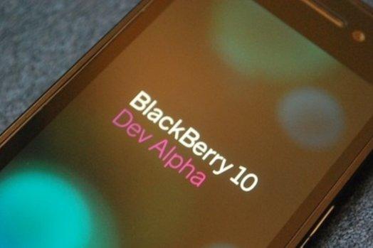BlackBerry 10 moją największą nadzieją na nadchodzący rok 2013