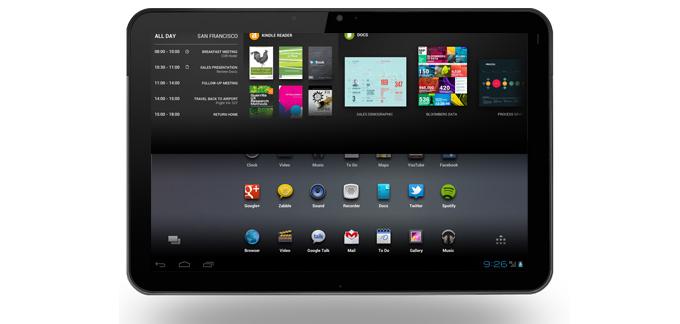 Tablet z Androidem, który zmienia się jak kameleon – kolelny hit Kickstartera
