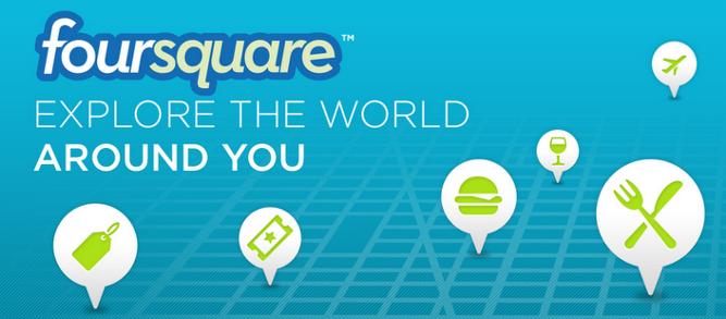 Foursquare'owi jest do twarzy w nowych szatach. Aktualizacja aplikacji dla iOS i Androida