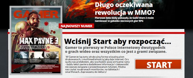 Ktoś wyciągnął trupa z szafy – Magazyn Gamer #1