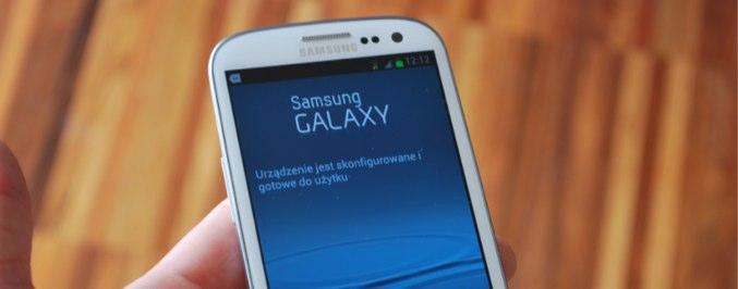 Samsung Galaxy S III będzie miał akumulator o pojemności 3000 mAh. Niestety będzie przez to grubszy