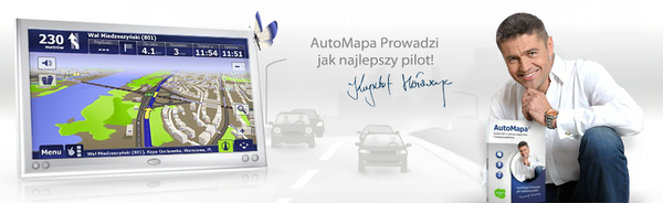 AutoMapa trafiła do Google Play. Użytkownicy Androidów – cieszcie się!