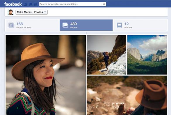 "Facebook ""inspiruje"" się Google+"