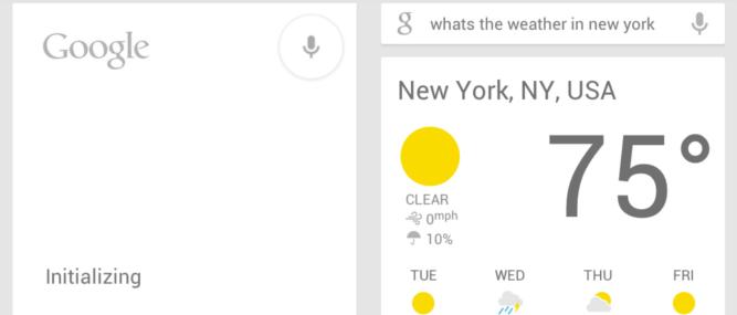 Google Now już wkrótce w przeglądarce Chrome!