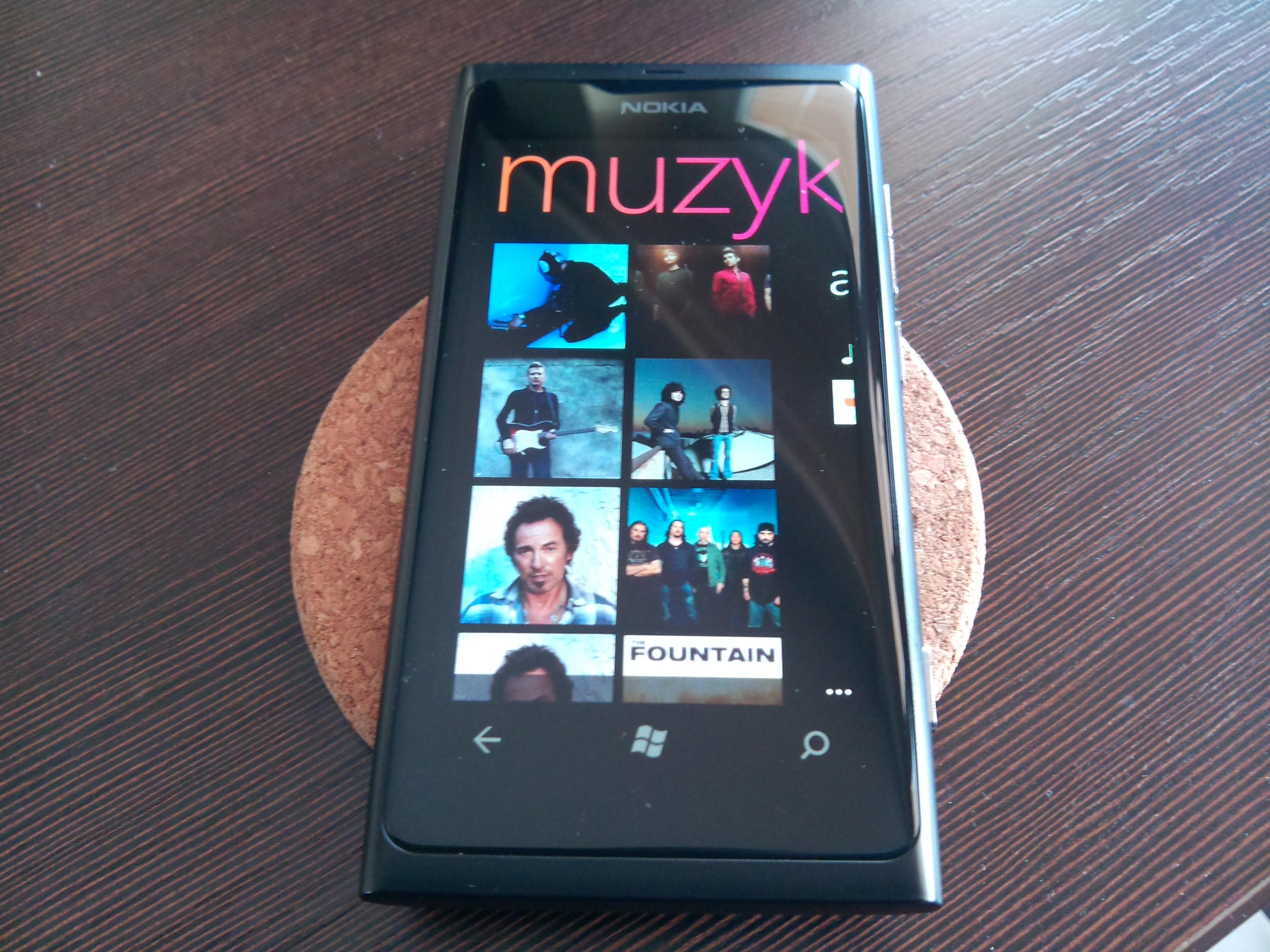 Windows Phone 8 na ukojenie nerwów?