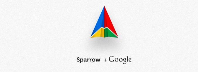 Sparrow kupiony przez Google!