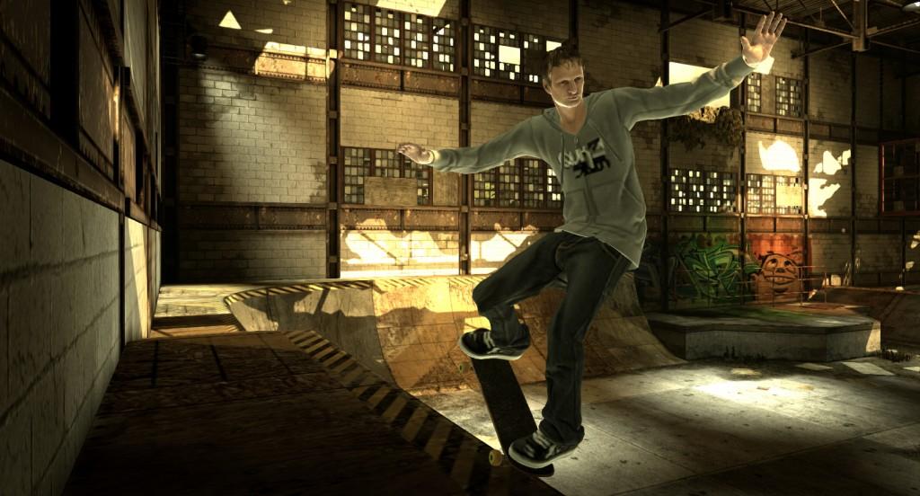 Tony Hawk Pro Skater HD 2