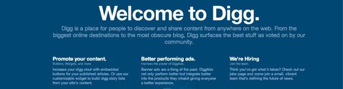 Digg został sprzedany nie za 500 tys., lecz za 16 mln dol.