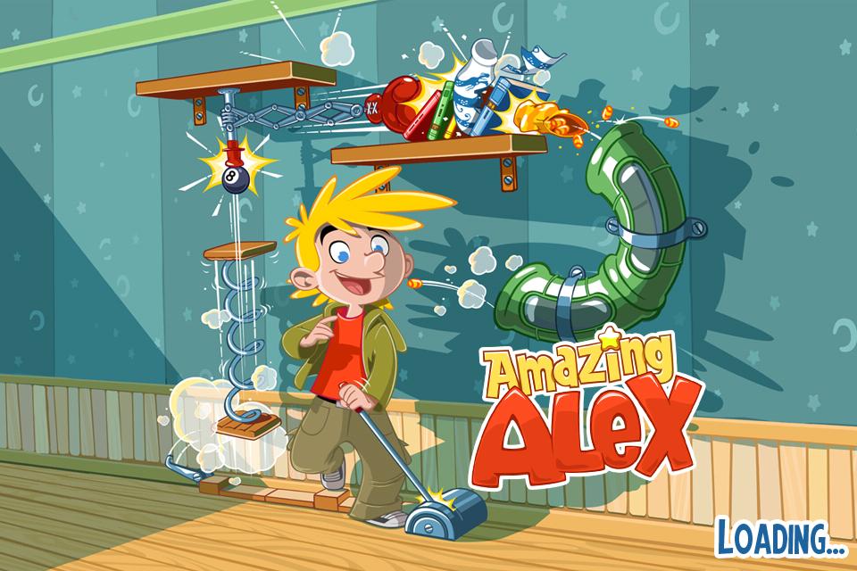 Amazing Alex – przyjemna gra, która udowadnia wtórność Rovio