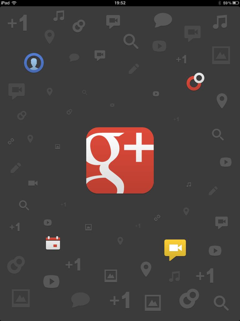 Google+ na iPada już dostępny! Lekki bałagan, kopiowanie e-magazynów, ale generalnie piękna aplikacja
