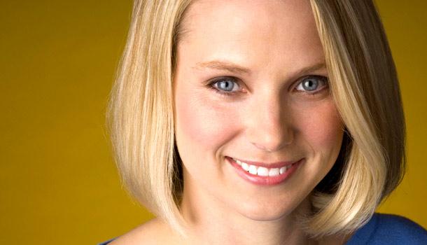 Cudów w Yahoo Marissa Mayer nie czyni, ale… ładnie wygląda