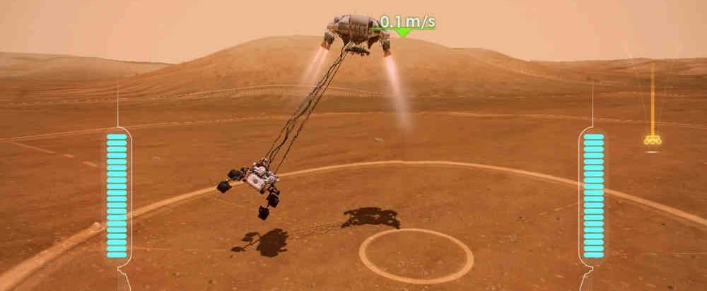 NASA stworzyła genialną grę! Wyrusz na podbój Marsa
