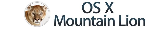 OS X Mountain Lion już dostępny za 15,99 euro