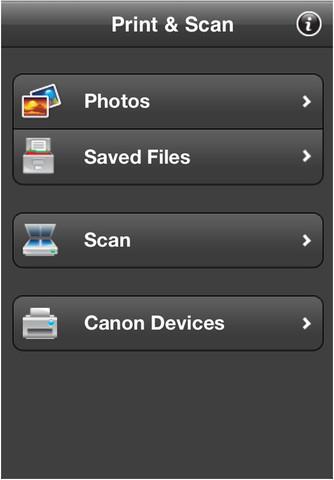 Canon wchodzi na rynek mobilnych aplikacji