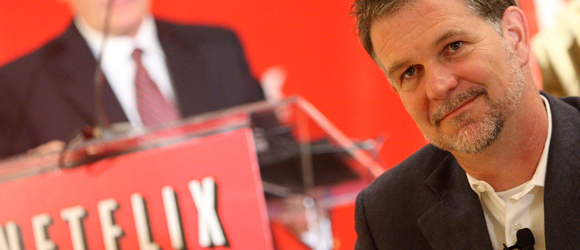 My marzymy o Netflixie, Netflix o 4K