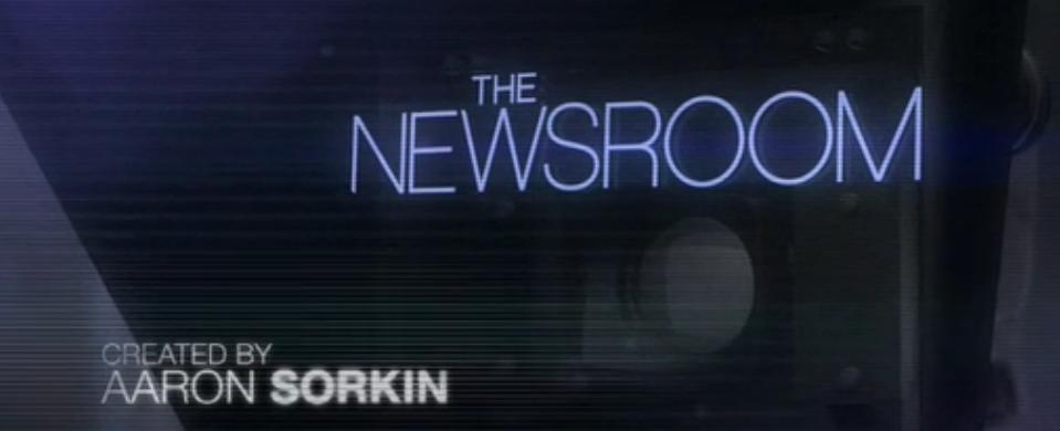 """Twórca filmu o Zuckerbergu zmusza do zadania sobie pytań o stan mediów. Serial """"The Newsroom"""""""