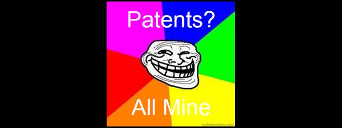 Apple ma absurdalny patent, którym może cofnąć konkurencję o lata