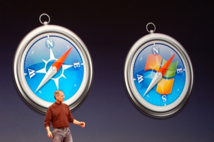 Za Safari na Windowsie nikt nie zapłacze