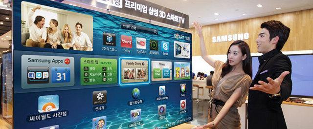 Gigantyczny telewizor Samsunga za kosmiczne pieniądze