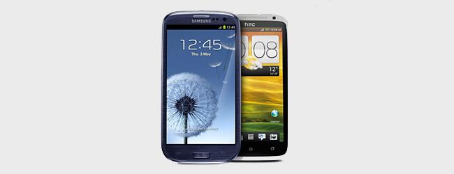 HTC niczym Dawid, Samsung niczym Goliat… nie zanosi się jednak na legendarne zwycięstwo maluczkiego