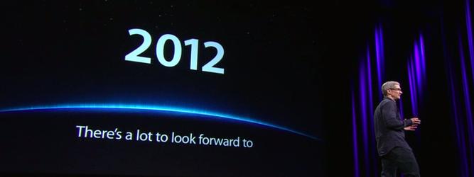 Najważniejsze wydarzenia 2012 roku według Spider's Web – głosujemy!