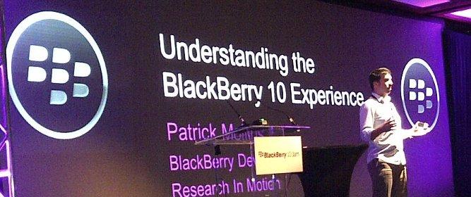 RIM chce licencjonować BlackBerry 10 innym producentom