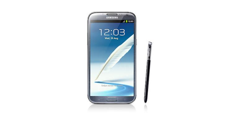 IFA 2012: Znamy Galaxy Note II! Potężny smartfon
