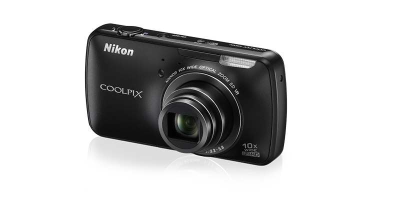 Nikon Coolpix S800c – kompakt z Androidem zaprezentowany