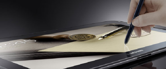 Samsung wprowadza do sprzedaży tablet Galaxy Note 10.1. My już go używaliśmy