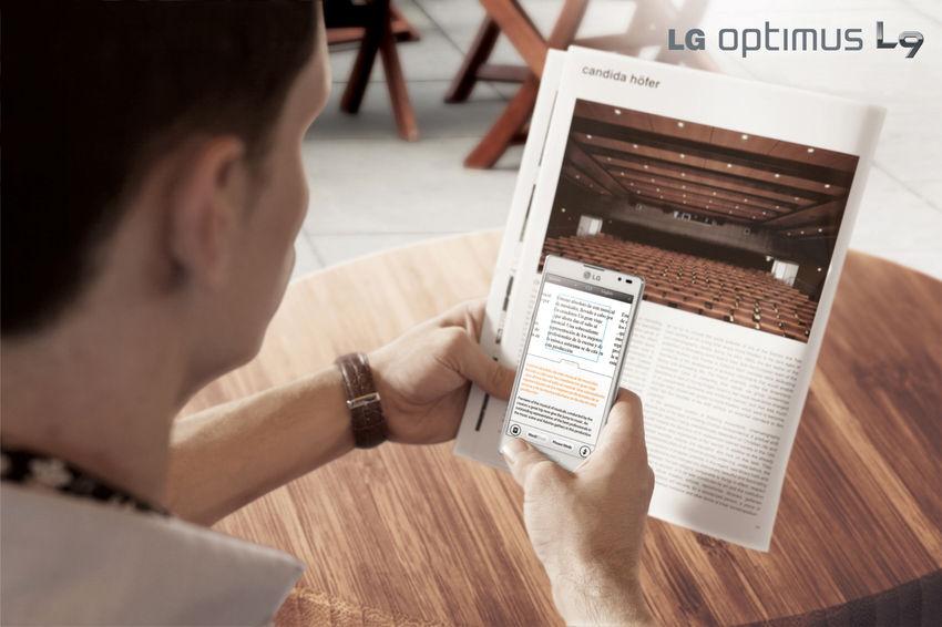 LG Optimus L9 – nie każdy smartfon musi służyć do dowodzenia Wszechświatem