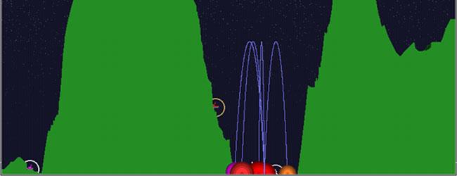 """Perły z lamusa: Scorched Earth, czyli """"matka wszystkich gier"""""""