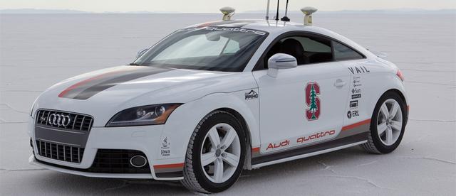 Shelley – bije rekord prędkości. Samochód Google doczekał się godnego konkurenta!