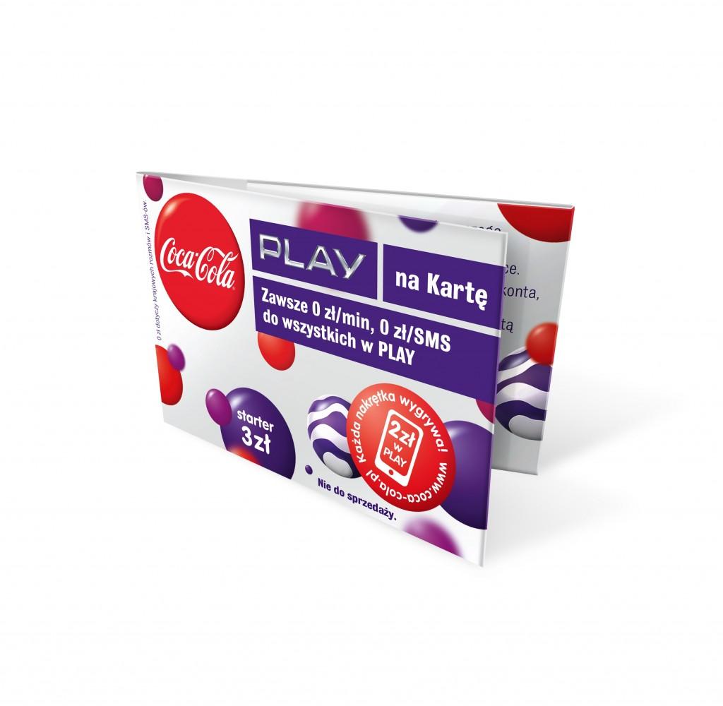 PLAY – Bonusy spod nakrętek!