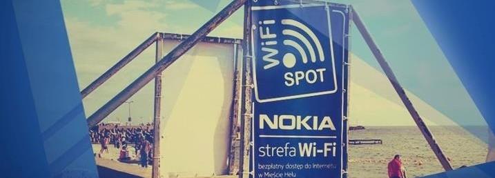 Strefa Wi-Fi, czyli darmowy internet od Nokii na Helu