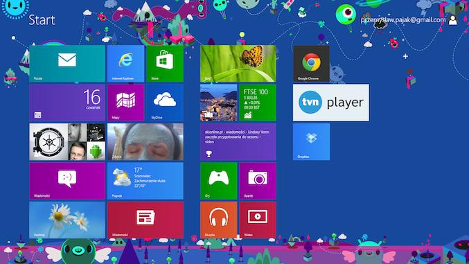 Windows 8 – pierwsze wrażenie jest najważniejsze