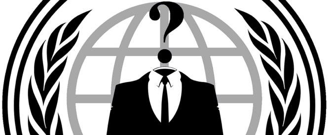 Głupota czy chęć łatwego zysku? Zarejestrowano znak i slogan Anonimowych. Wbrew nim samym
