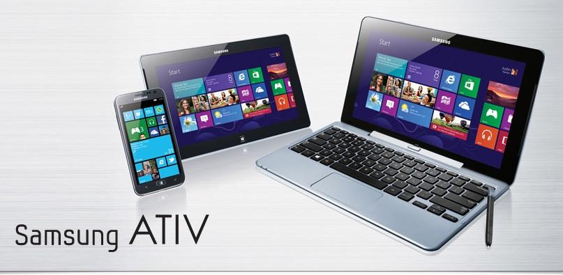 IFA 2012: Samsung przedstawia całą rodzinę urządzeń z ekosystemu Windowsa 8!