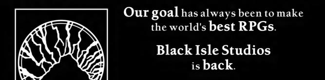 Interplay reaktywuje Black Isle. Ile jest Black Isle w nowym Black Isle?