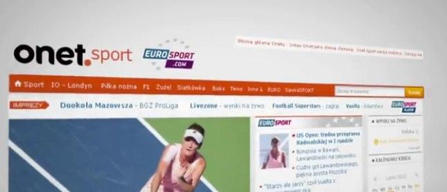 Mały widget w środkowej kolumnie – tyle zostało z Eurosport.pl po 'połączeniu' z Onetem Sport