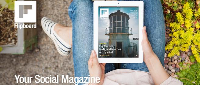 Flipboard to międzyplatformowy sukces – 20 milionów użytkowników i wciąż rośnie