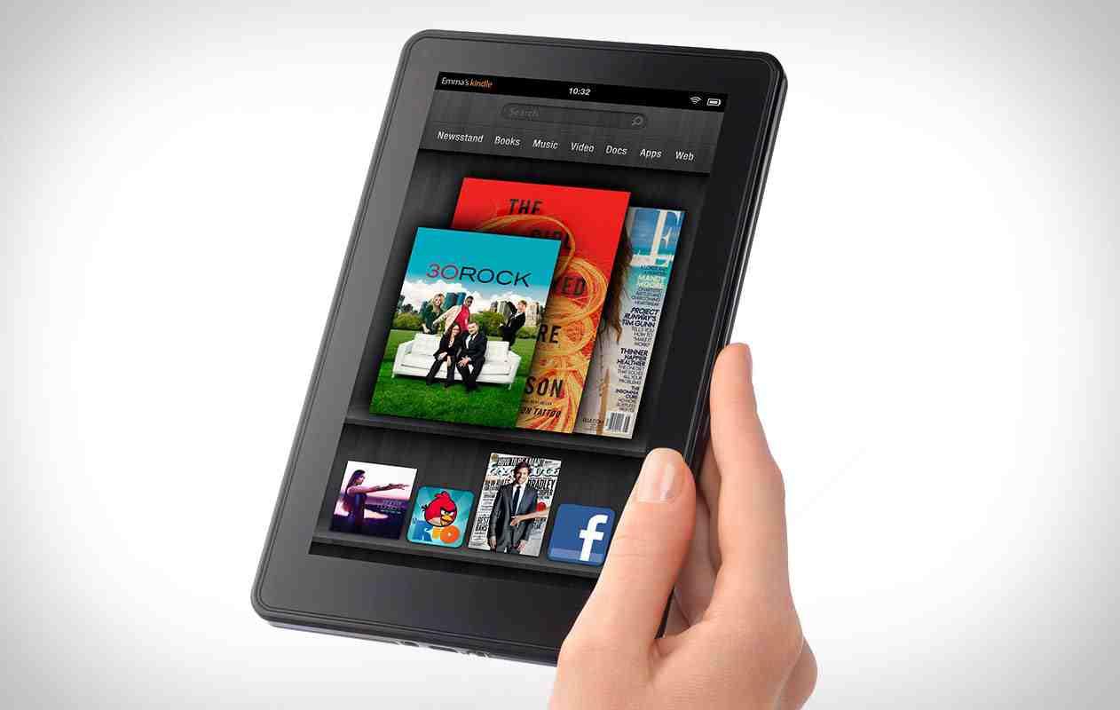 Amazon Kindle Fire HD wchodzi do Polski… a raczej do sklepów Vobis