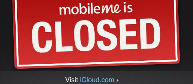Apple zamknęło mobileMe i iWork
