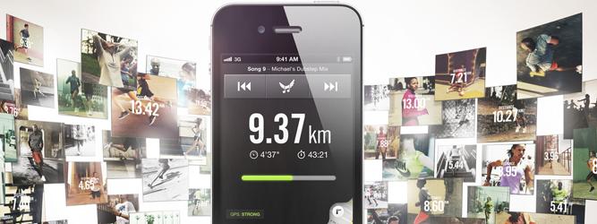 Nowa wersja aplikacji Nike+ Running