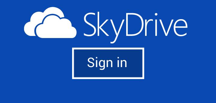 SkyDrive w końcu na Androida! Podstawowy, ale przydatny
